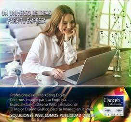 SOMOS TU SERVICIO EXCLUSIVO DE PUBLICIDAD DIGITAL