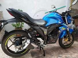 Vendo Suzuki gixxer 2020