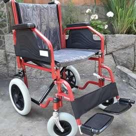 Silla de ruedas , de paseo desmontable