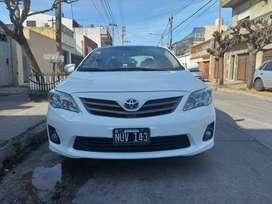 Toyota corolla 2014 caja de 6ta GNC