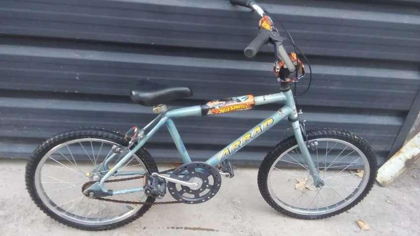 Vendo bici usada en perfectas condiciones (precio negociable) 0