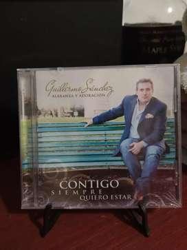 CD Guillermo Sánchez Alabanza y adoración nuevo sellado