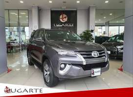 TOYOTA FORTUNER ADVENTURE D LUX 2020 - JC UGARTE IMPORT S.A.C.