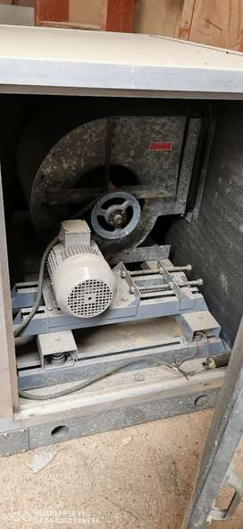 Venta de ventilador caracol con motores de 3 caballos sirve de extractores