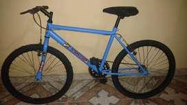 Bicicleta Oxea Rodado 24 Recibo Tarjeta