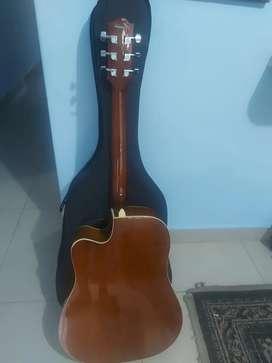 Guitarra electroacústica Eko Ranger