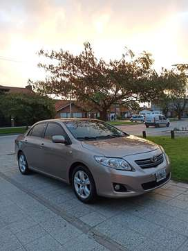 Vendo Toyota Corolla 2009 con GNC