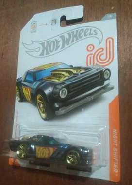 Hot Wheels id - Nigth Shifter - 1/8 - Nuevo