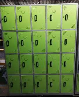 Lockers 20 Puestos