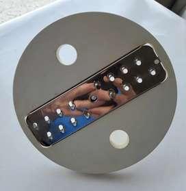 procesadora yelmo disco porta cuchilla con rallador