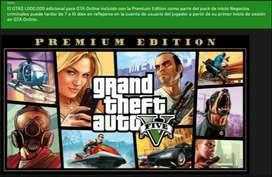 Grand Theft Auto V  Premium Edition Pc
