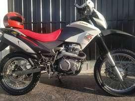 Vendo zanella zr 200cc mod18¡¡