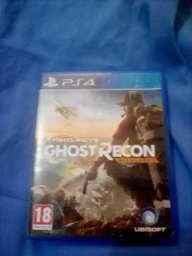 CD Ghost recon wildlands