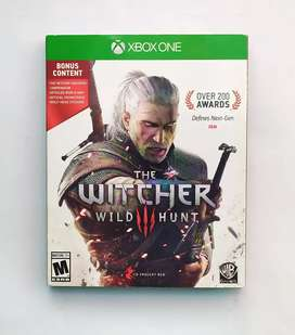 The Witcher 3 Wild Hunt Xbox One Nuevo Fisico