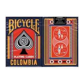 Cartas Bicycle Colombia. Original. Por Banimported