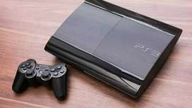 Vendo PS3 con disco 200g chipiada