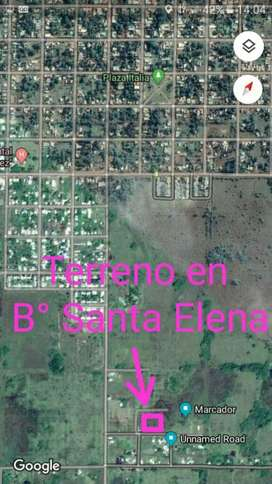 Terreno Corrientes, San Luis Del Palmar