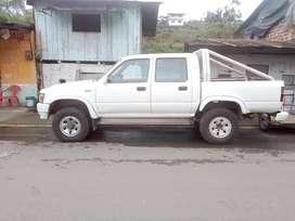 Vendo Toyota 4x4 del año 96