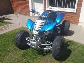 Cuatriciclo 200cc pitbull motomel