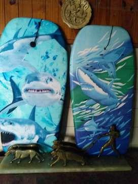 Tabla surf de niño