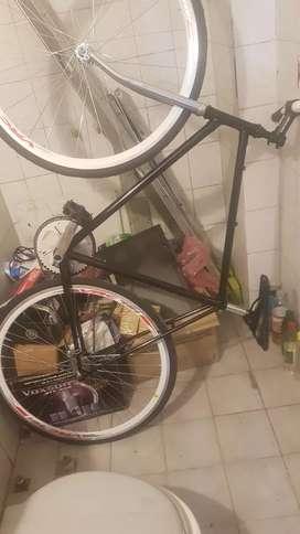Bicicleta Contrapedal R28