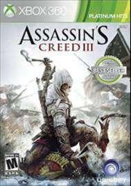 Assassin's Creed Ill Xbox 360 Usado