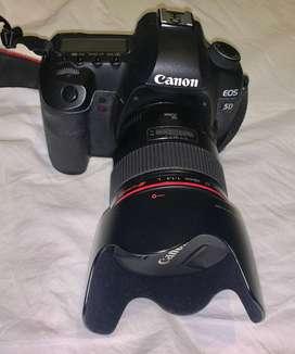 Camara Canon 5d Mark Ii Profesional, SOLO CUERPO