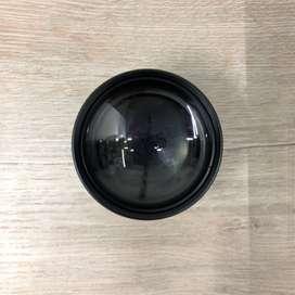 Adapatador Ultimaxx teleobjetivo 55mm.Producto de segunda mano, estado 10/10