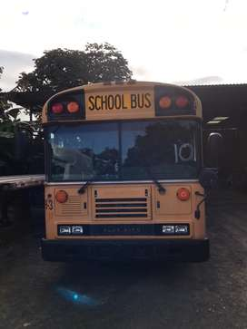 Se vende Bus Blue Bird año 2010