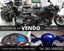 Rousser 200 cc