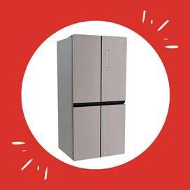 Refrigeradora Evvo 4 puertas 482 Litros