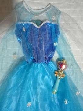 Drisfraz Princesa Ada Reina
