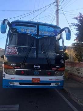 Vendo bus con acciones y derechos
