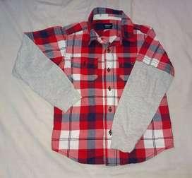 Camisa Carter's T4