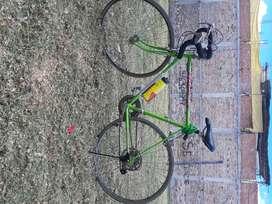 Se vende bicicletas por motivo de viaje