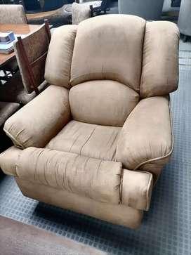 Poltrona reclinable