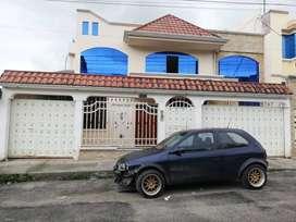 Se vende casa rentera en la ciudad de Loja