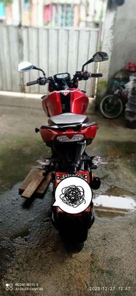SE VENDE MOTO APACHE 200 CC  $Precio 2000