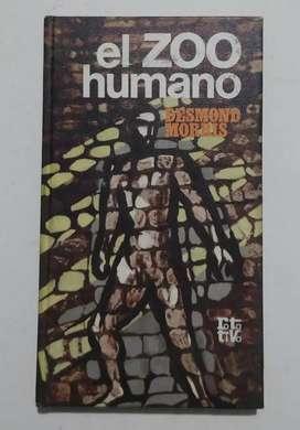 El zoo humano por Desmond Morris