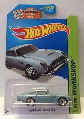 Hot Wheels Aston Martin 1963 DB5 James Bond 007