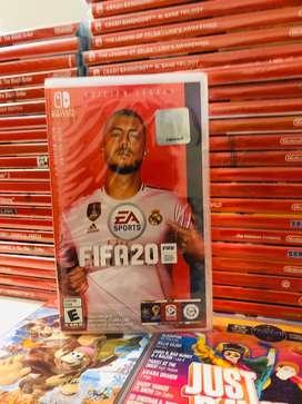 Fifa 2020 para Nintendo Switch
