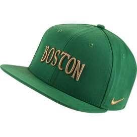 Gorra Nike Boston Celtics Pro City Edition, Talla Única.