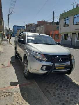MITSUBISHI HIGH POWER L200 AÑO 2017, 4X4,DIESEL.