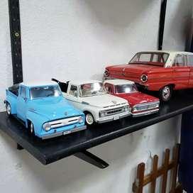 Vendo colección de autos todos juntos!!