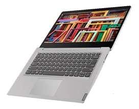 Portátil Lenovo S145, Intel Core i3 1005G1, 14 pulgadas.