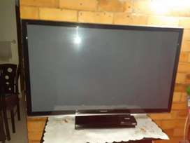 "Vendo televisor Panasonic 55"""