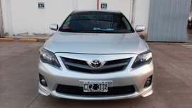 Toyota Corolla 2013 Nafta