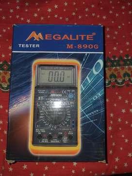 Vendo tester M-890G