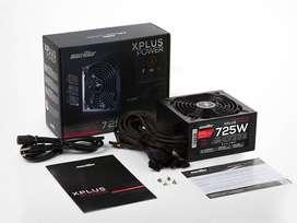 Fuente de Poder Sentey Xplus Power 725w NUEVA sin uso