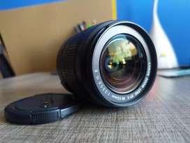 Lente Canon 18-55mm f3.5 - 5.6